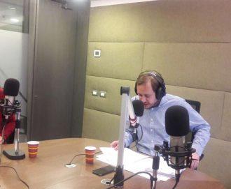 Escucha la entrevista de Radio Agricultura: Director de Ciren habla sobre el trabajo realizado en los catastros frutícolas