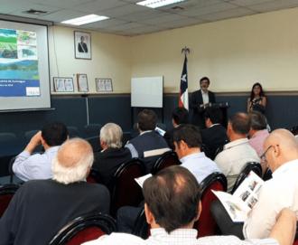 Estudio planificación de Gestión del Riego en Aconcagua