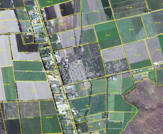 División Predial y Actualización de Base de Datos de Propiedades de las regiones de Atacama, Coquimbo, Metropolitana y O'Higgins.