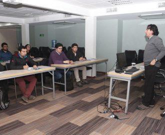 Alumnos de postgrado de Universidad de Talca visitaron Ciren