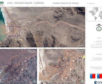 """""""Charter Internacional Mayor Disaster"""" reconoce trabajo de Ciren"""