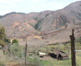 erosión nacional