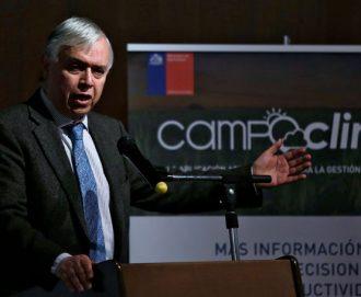 Minagri lanzó Campoclima